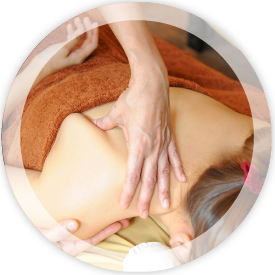 Orangeville Massage Therapy - Deep Tissue Massage