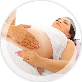 Orangeville Massage Therapy - Pergnancy Massage